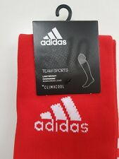 Adidas - Climacool - Formotion - Techfit Team Socks - Red / White - Size 4 - 6