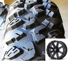 (4) EFX 32-10-14 Moto-Claw ATV/UTV Tires 8 ply pr Radial DOT & MSA Wheels Rims