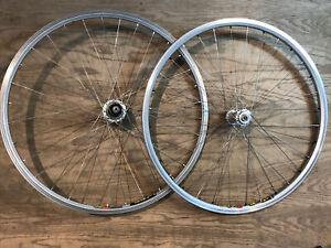 "White Industries 26"" Mountain Bike Wheelset 32h Mavic 217 517"