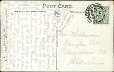 Mrs Wilkinson. Douglas Villa,  Copthorne Rd, Shrewsbury 1914 -   QC.829