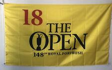 New listing Royal Portrush British Open Golf 3X5Ft Flag Us free shipping