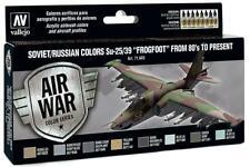 Vallejo 71.603 - Colour Kit,Su-25/39 Frog Foot,8 x 17 ML (14,56 €/ 100ml) - New
