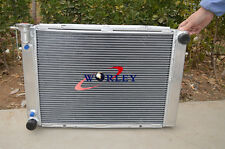 3 ROW 52mm Holden V8 Commodore VG VL VN VP VR VS alloy aluminum Radiator