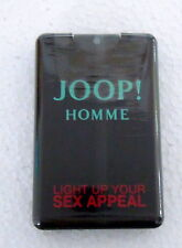 Joop Homme 20ml Eau de Toilette EdT Spray  NEU Folie *Reisegroße*