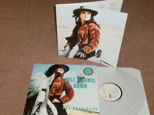 JULE NEIGEL BAND - NUR NACH VORN / LP 1991 + INLET