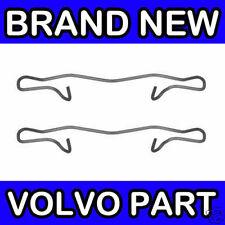 VOLVO S40, V50, C30, C70 II (04-) REAR BRAKE PAD SPRING / FITTING KIT