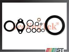 Fit Nissan QR25DE Engine Conversion Lower Gasket Set with crankshaft oil seals