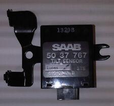SAAB 9-3 93 TWICE Alarm Tilt Sensor 1998 1999 2000 2001 2002 2003 5037767
