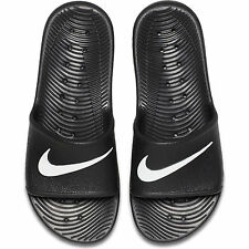 Nike Kawa Shower Mens Slide Black White Shoes 10 UK