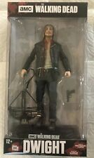 """The Walking Dead Dwight 7"""" Action Figure Crossbow McFarlane Toys NEW AMC Zombie"""