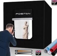 """FOSITAN Light Tent Light Box 32""""/80cm Portable Photo Studio Box Kit (S-632)"""