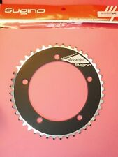 Sugino Messenger PCD 130 / 44  Track  chainring / bicycle NOS