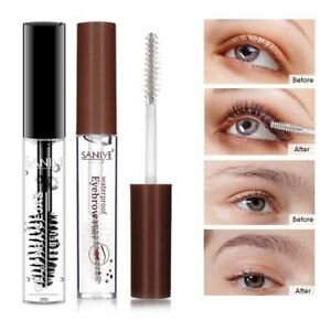 Liquid Brows Styling Brow Fix Gel Black & Brown Eyebrow Setting Gel Waterproof