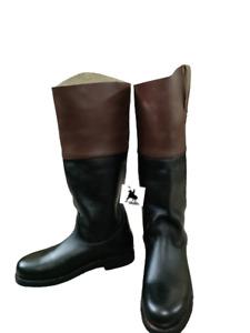 Colonial Riding Boot Revolutionary War