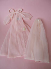 Vintage 1959-1964 Mattel Barbie #965 Nighty Negligee Set