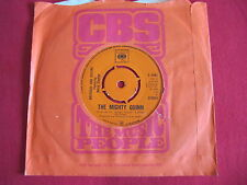 """BROTHERS AND SISTERS - THE MIGHTY QUINN(1969) UK MONO CBS 4583 ~ 7"""" 45 RARE SOUL"""