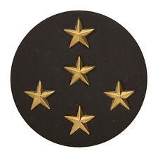 INSIGNE DE BERET GENERAL D'ARMEE 5 ETOILES OR LS