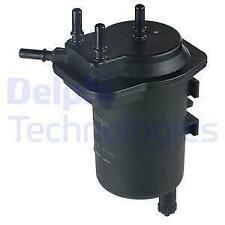 Fuel Filter fits NISSAN NOTE E12 1.5D 2013 on Delphi 1640000Q0K 16400AY60A New