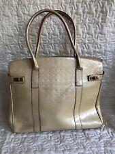 arcadia handbag patent leather