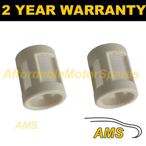 """2X SPARE ELEMENT FOR SMALL GLASS IN LINE FUEL FILTER FITS SIZES 1/4"""" 516"""" 3/8"""""""