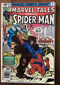 Marvel Tales #116 1980 Reprints Amazing Spider-Man 139 (VG/FN 5.0) Ross Andru