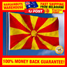 Large Macedonia Flag Macedonian Flag 90x150cm 3x5ft Flag