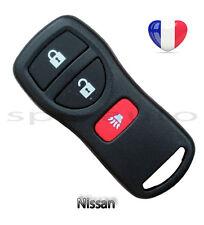 plip coque clé Nissan Navara Pathfinder X-trail Tiida Murano 350Z Micra
