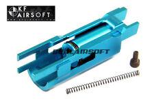 KUNG FU Airsoft Toy CNC Aluminum Blowback Housing Set For TM Hi-Capa/1911 (Blue)