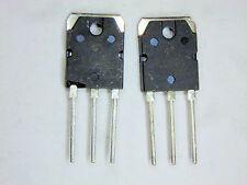 "2SK1358 ""Original"" Toshiba MOSFET Transistor 2 pcs"