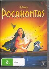 POCAHONTAS - DISNEY - NEW & SEALED REGION 4 DVD FREE LOCAL POST