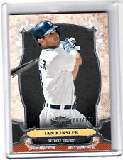 2014 Topps Triple Threads Ian Kinsler Detroit Tigers Amber Parallel /125