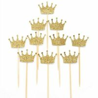 Birthday Baby Shower Party Supplies Cake Decor Tool Cake Topper Cupcake