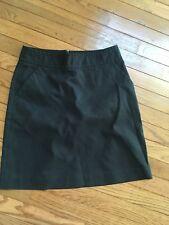Banana Republic - Black, Stretch, Skirt Size 0