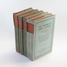 The Works of John Ruskin, 5 Volumes, Pocket Edition, G. Allen & Unwin, 1919-1933