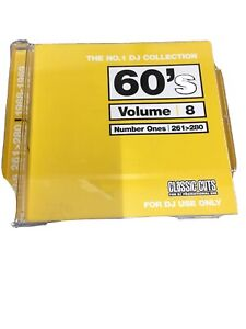No1 DJ Collection 60s Volume 8