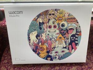 WACOM Intuos Pro Pen 2 - Large - Professional Graphics Tablet - Model PTH-860