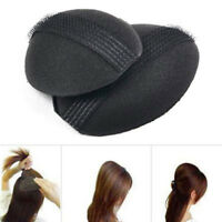 2 pcs Hair Volume Boost Invisible Sponge Bases Fluffy Bump Up Puff Insert Foam