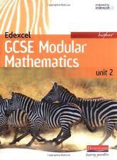 Edexcel GCSE Modular Mathematics 2007 Higher Unit 2 Student, , 0435585312, New B