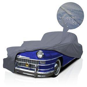 [PSD] Supreme Semi Custom Fit Full Car Cover for 1941 Mercury Series 19A