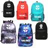 Call of Duty Ghosts Backpack School Bag Ghost Sign Shoulder Book Bag
