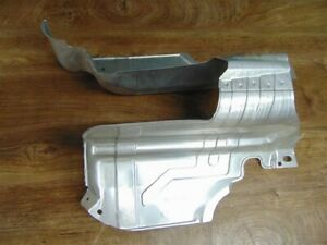 Brand New Fuel Tank Covering Genuine Mercedes W202/C208 - A2024710787