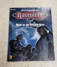 Ravenloft: Night of the Walking Dead Expansion (AD&D) [No Map]