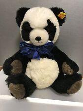 Steiff 0240/28 Teddy Bär Petsy Panda 28 cm. Top Zustand