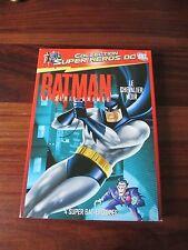 BATMAN - LA SERIE ANIMEE  :  LE CHEVALIER NOIR                ----  DVD
