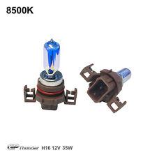 GP Thunder 8500K H16 5202 9009 PS24W 35W Platinum White Xenon Light Bulbs