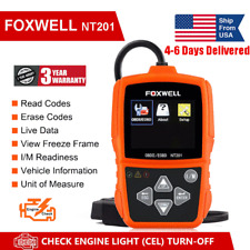 Automotive OBD2 Scanner Code Reader Car Check Engine Fault Diagnotic Scan Tool