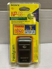 SONY NP-68 Hi8 Handycam Rechargeable Battery Pack New Sealed