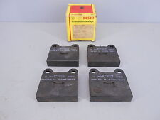 BOSCH 0986462280 brake pads front VW Golf I Scirocco 53 Passat B1