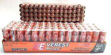 60 Aa plus 60 Aaa Batteries extra Heavy Duty Wholesale lot