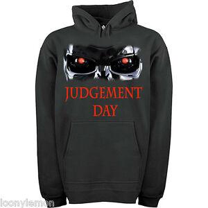 THE TERMINATOR, ROBOT SKULL, JUDGEMENT DAY , NEW , ALL SIZES , UNISEX